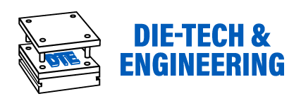 Die-Tech and Engineering Logo